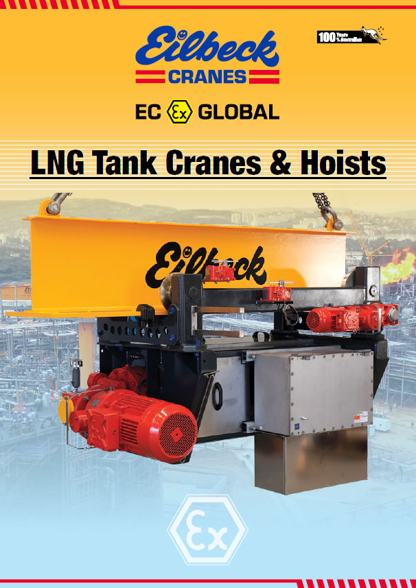Download LNG Tank Cranes & Hoists