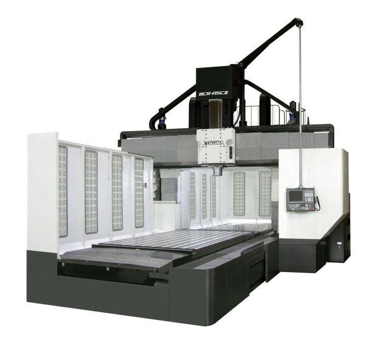 Okuma MCR-A5CII Double Column Mill