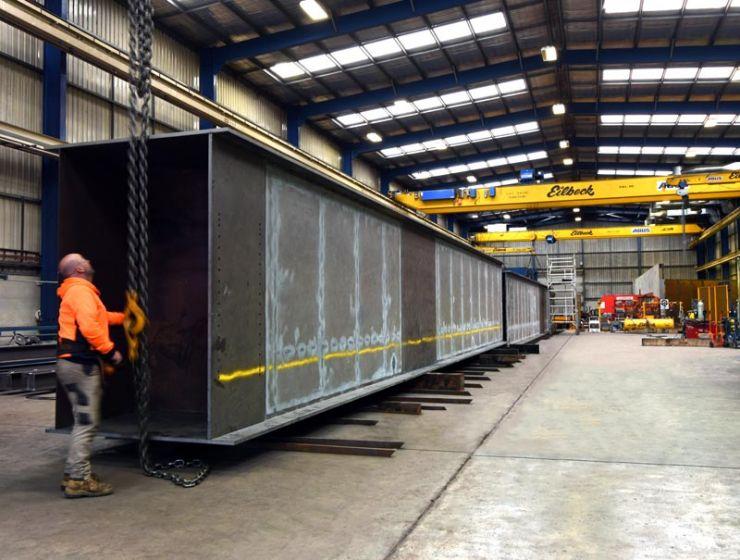 Eilbeck Fabrication Capacity
